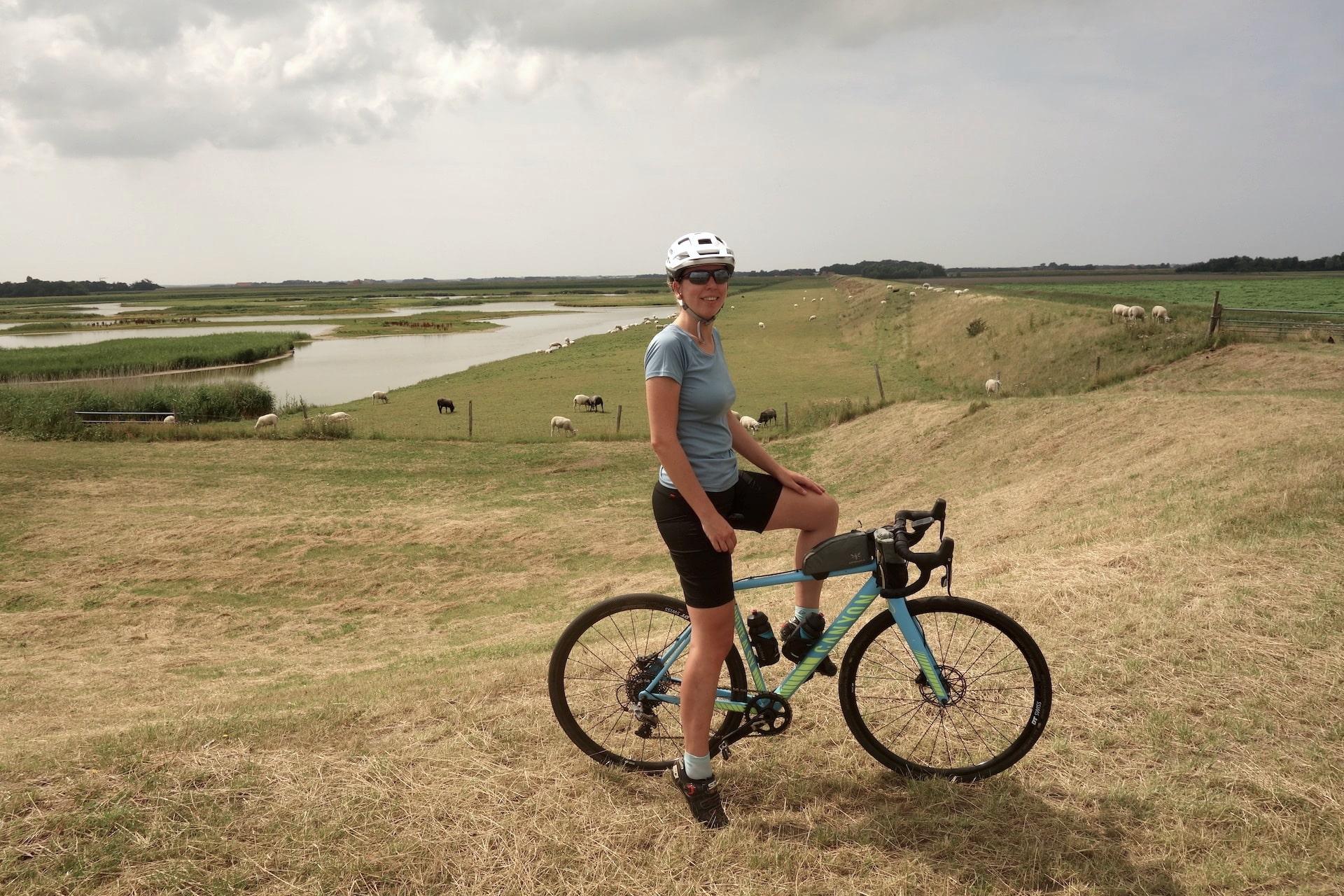 Rondje Texel op de fiets